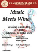 GV Liedertafel: Music Meets Wine